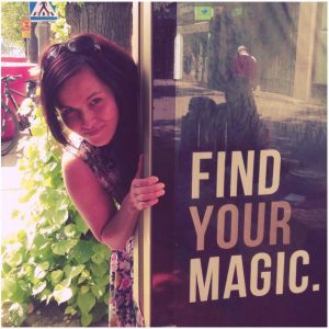 Find your magic